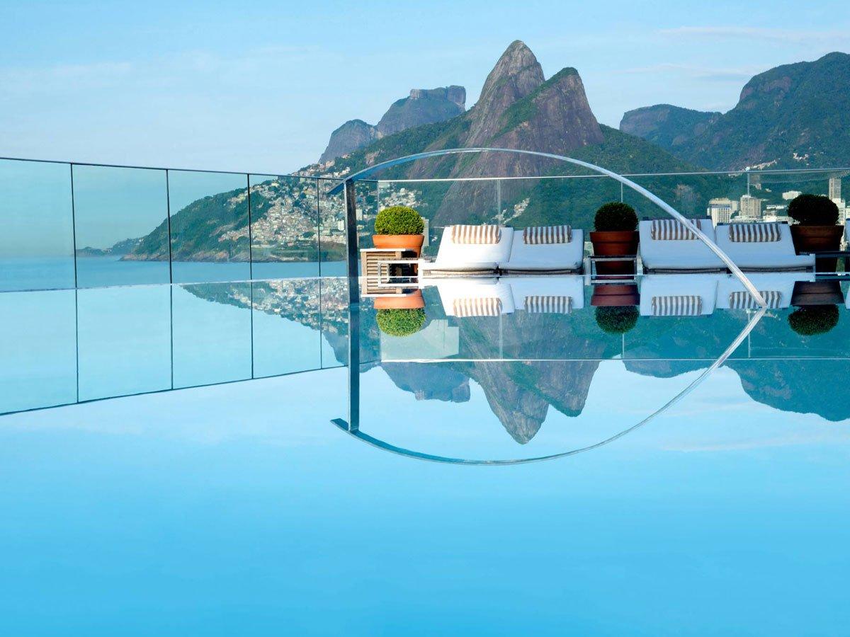 Hotel Fasano. Río de Janeiro