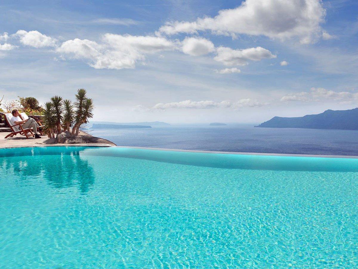 Hotel Perivolas Hotel. Grecia