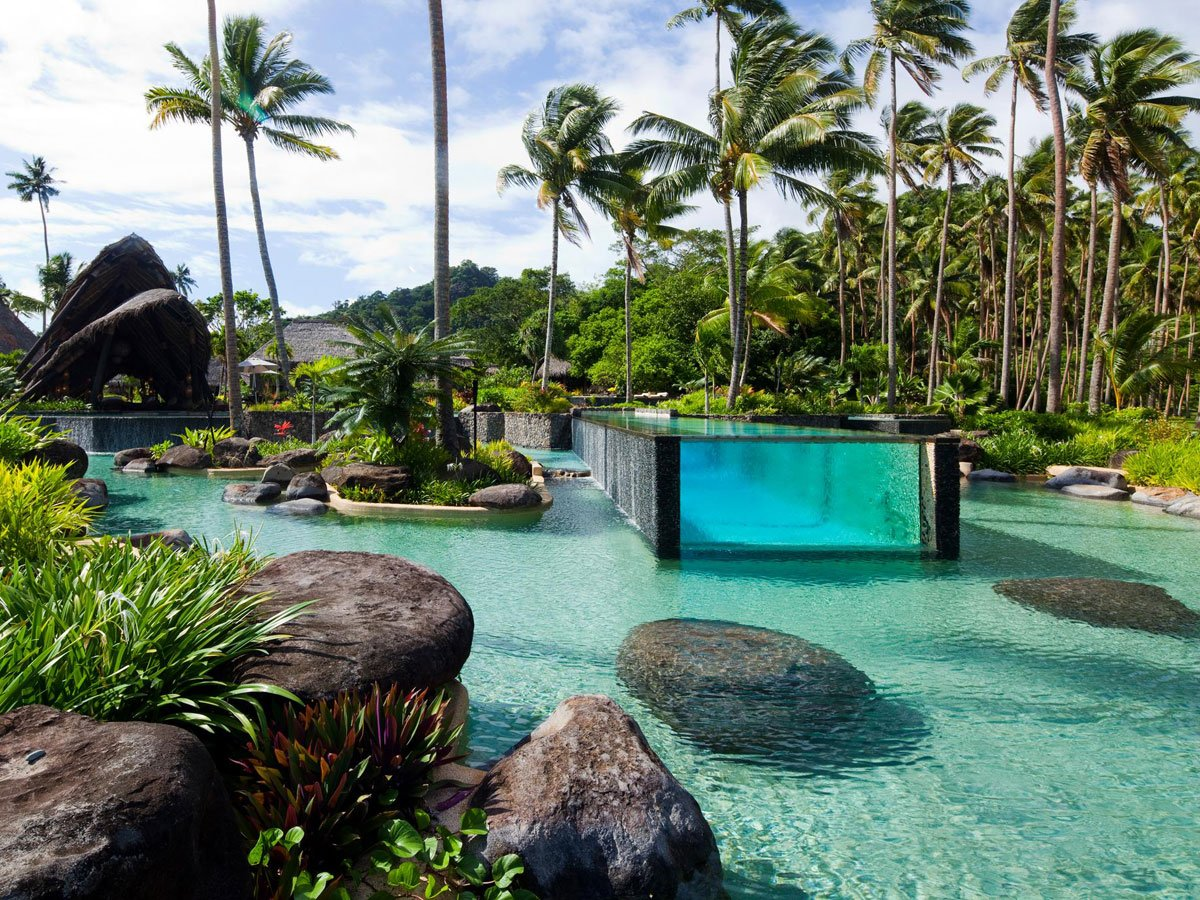 Laucala Island Resort. Fiji