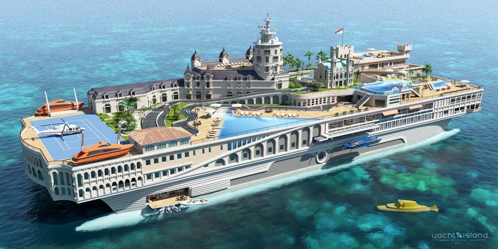 Monaco exterior