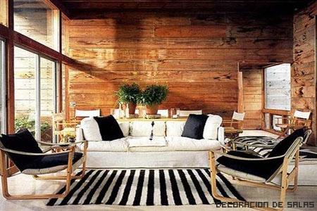 Salon-madera